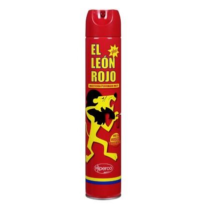 EL LEON ROJO PLUS INSECTICIDA 1000 CC.