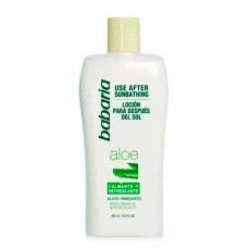 BABARIA SOLAR AFTER SUNBATHING ALOE 400 ML.