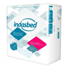 INDASBED PROTECTOR CAMA 60X90 CMS. 20 UDS
