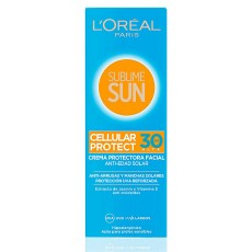L'OREAL SUN CREMA FACIAL CELLULAR SPF30 75 ML.