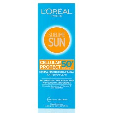 L'OREAL SUN CREMA FACIAL CELLULAR SPF50 75 ML.