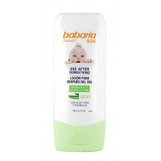 BABARIA AFTER SUN INFANTIL ALOE VERA 150 ML