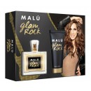 MALU GLAM ROCK EDT 100 VAPO + BODY