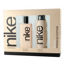 NIKE WOMAN BLUSH EDT 100 VAPO + DEO