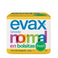 EVAX SALVASLIP NORMAL FRESH 20 UDS. BOLSITA