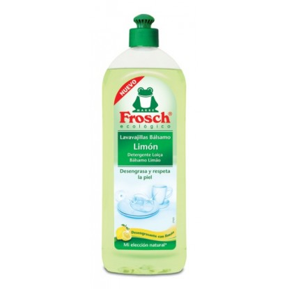 FROSCH VAJILLAS LIMON 750 ML BALSAMO