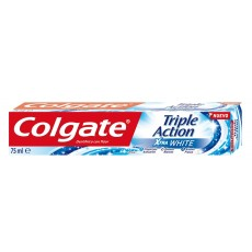 COLGATE 75 ML. XTRA TRIPLE ACCION WHITE