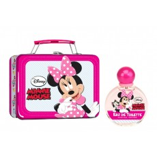 MINNIE MALETA METALICA EDT 100 ML