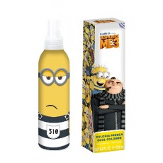 MINIONS EDT 200 ML SPRAY CORPORAL