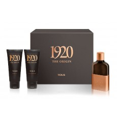 TOUS 1920 THE ORIGIN EDT 100 VAPO + AFTER + GEL