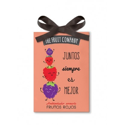 THE FRUIT COMPANY ARMARIOS FRUTOS ROJOS