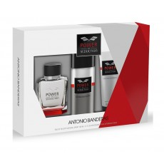 A.B. POWER OF SEDUCTION EDT 100 VAPO + DEO + AFTER