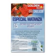 GOLDEN BOLSA SACO CONGELACION 43 x 62 15 UDS