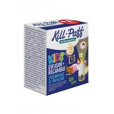 KILL-PAFF APARATO + RECAMBIO KIDS CON LUZ