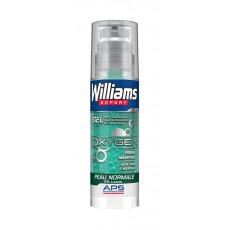 WILLIAMS GEL AFEITAR 150 ML OXYGEN NORMAL