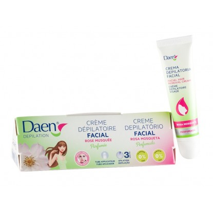 DAEN CREMA DEPIL.15ML FACIAL SENSITIVE