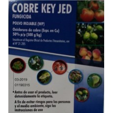 JED COBRE KEY 50 GR (PARA 1 MOCHILA)
