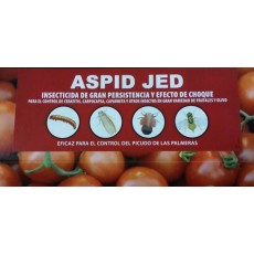 JED ASPID 50 VP INSECTICIDA 35 GR.