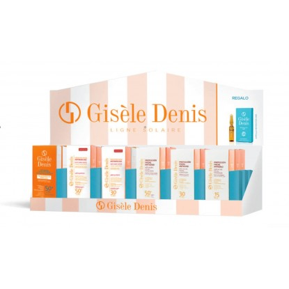 GISELE DENIS EXPOSITOR FACIAL 18 UDS