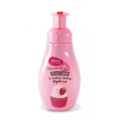 THE FRUIT COMPANY MOUSSE DOSIFICADOR 200 ML FRESA Y NATA