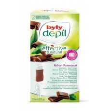 BYLY CERA TIBIA ROLLON CHOCOLATE 125 ML.