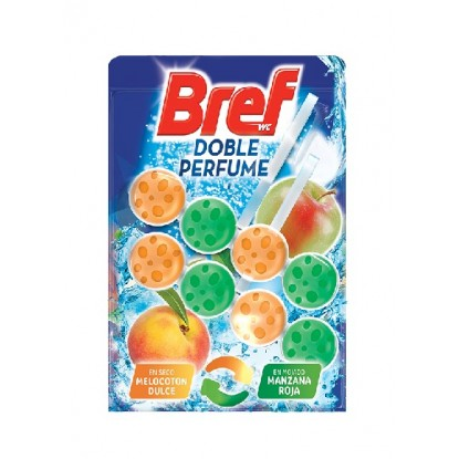 BREF WC PODER ACTIVO DUPLO 50 GRS. PERFUME