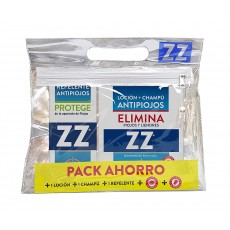ZZ LOCION 100 ML.NECESER PACK + REPELENTE