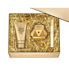 PACO RABANNE LADY MILLION EDP 50 VAPO + BODY + MINI
