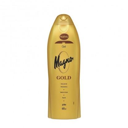 MAGNO GEL GOLD 600 ML.