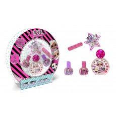 LOL SET EDT 50 VAPO + KIT MANICURA