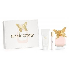 ARISTOCRAZY WONDER EDT 80 VAPO + BODY + MINI