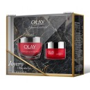 OLAY REGENERIST 3 AREAS DIA 5 0ML + MINI 15 ML + JOYERO