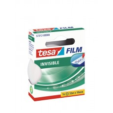 TESAFILM INVISIBLE 33 MT x 19 MM REF.57312