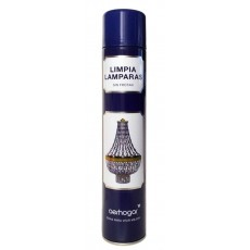 AERHOGAR LIMPIALAMPARAS SPRAY 650 ML.
