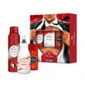 OLD SPICE PACK ORIGINAL EDT + DEO + GEL