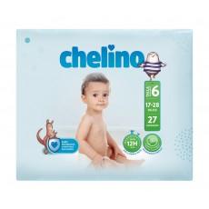 PAÑALES CHELINO TALLA 6