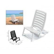 SILLA PLAYA PLEGABLE RIO BLANCO R.10411
