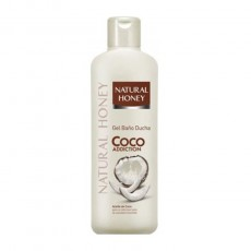 NATURAL HONEY GEL COCO 750 ML.