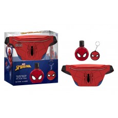 SPIDERMAN RIÑONERA EDT 50 ML + LLAVERO PACK