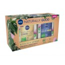 NIVEA PACK NATURALLY GOOD ( DIA + NOCHE )