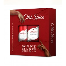 OLD SPICE PACK ORIGINAL DEO SPRAY + AFTER SHAVE