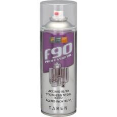 FAREN F90 PROTECTOR ACERO INOX 18/10 SPRAY 400 ML