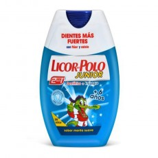 LICOR POLO 2 EN 1 JUNIOR MENTA+6A 75 ML