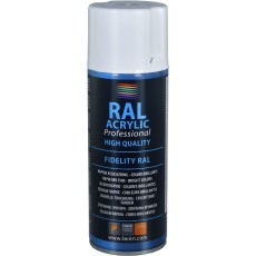 FAREN RAL 9010 BLANCO BRILLANTE 400 ML SPRAY