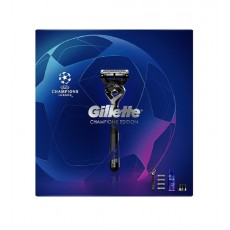GILLETTE PACK PROSHIELD MAQ + 4 REC + GEL + SOP