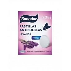 BONODOR PASTILLAS ANTIPOLILLA LAVANDA 20 UDS